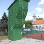 Lezecká stěna Lichnov